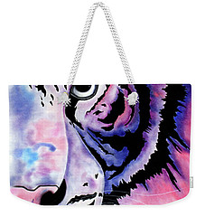 Piercing  Weekender Tote Bag by Mayhem Mediums