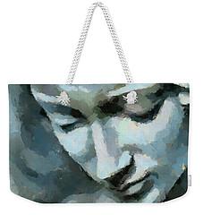Pieta-detail Weekender Tote Bag