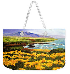 Pigeon Point Weekender Tote Bag by Jamie Frier