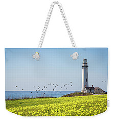 Pigeon Point Light Station Historic Park Weekender Tote Bag