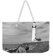 Pigeon Point Lighthouse Weekender Tote Bag