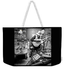 Pike Market Solo Weekender Tote Bag by Greg Sigrist