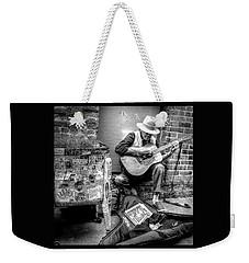 Pike Market Solo Weekender Tote Bag
