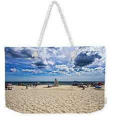 Pike's Beach Typical Summer Day Weekender Tote Bag