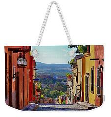 Pila Seca Real Weekender Tote Bag