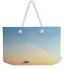 Pilchuck Sunset Weekender Tote Bag
