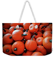 Pile Of Pumpkins Weekender Tote Bag