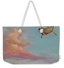Pilgrim Soul Weekender Tote Bag