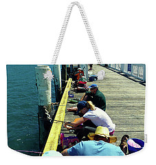 Pilot Bay Beach 6 - Mount Maunganui Tauranga New Zealand Weekender Tote Bag