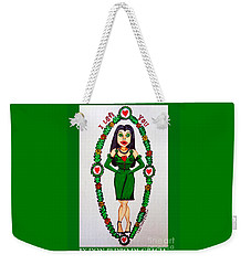 Yessy Weekender Tote Bag by Don Pedro De Gracia