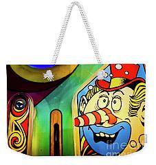 Pinball Art - Clown Weekender Tote Bag