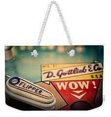 Pinball - Wow Weekender Tote Bag
