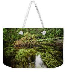 A Creek In The Pine Barrens Weekender Tote Bag