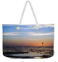 Pine Island Sunset Weekender Tote Bag