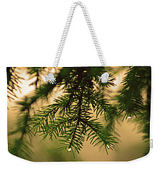 Weekender Tote Bag featuring the photograph Pine by Robert Geary
