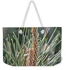 Pine Shoots Weekender Tote Bag