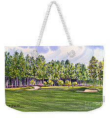 Pinehurst Golf Course 17th Hole Weekender Tote Bag