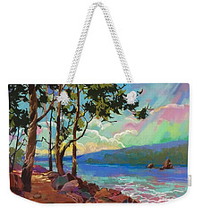 Pines Pass Weekender Tote Bag