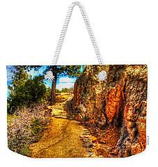 Ponderosa Pine Guarding The Trail Weekender Tote Bag