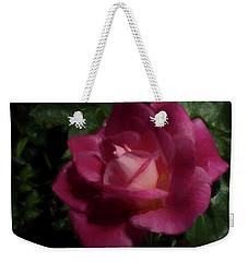Pink Beauty Weekender Tote Bag by Ernie Echols