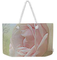 Pink Bliss Weekender Tote Bag