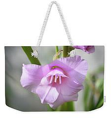 Pink Blush Weekender Tote Bag
