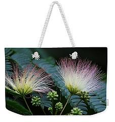 Pink Mimosa  Weekender Tote Bag