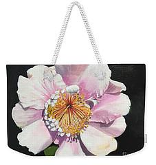 Pink Camilla Weekender Tote Bag
