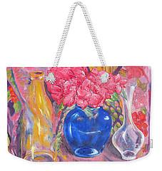 Pink Fantasy Weekender Tote Bag
