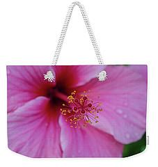 Pink Flower II Weekender Tote Bag