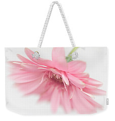 Pink Gerbera Daisy II Weekender Tote Bag