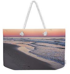 Pink Glow Seaside New Jersey 2017 Weekender Tote Bag