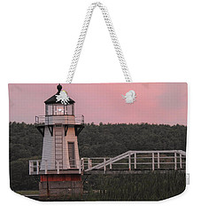 Pink In The Morning Weekender Tote Bag