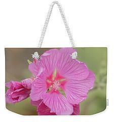 Pink In The Wild Weekender Tote Bag
