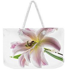 Pink Joy Weekender Tote Bag