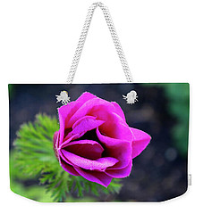 Pink Lips Weekender Tote Bag