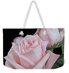 Pink Persuasion Weekender Tote Bag by Suzy Piatt