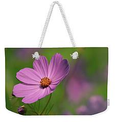 Pink Profile Weekender Tote Bag