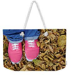 Pink Pumps Weekender Tote Bag