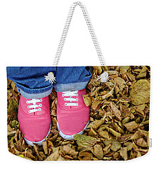 Pink Pumps Weekender Tote Bag