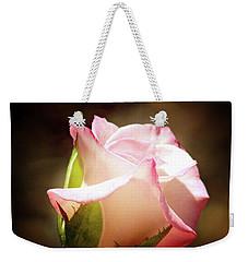 Pink Rose 2 Weekender Tote Bag