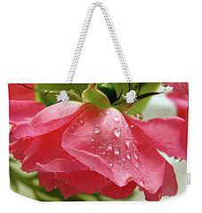 Pink Rose #3 Weekender Tote Bag