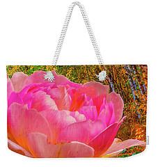 Pink Woods #e1 Weekender Tote Bag by Leif Sohlman