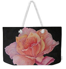 Pinky Weekender Tote Bag by Barbara O'Toole