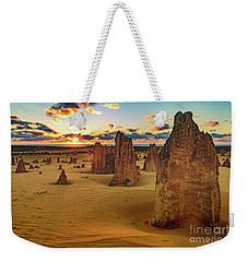 Pinnacles 8 Weekender Tote Bag