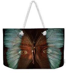 Pinned Weekender Tote Bag