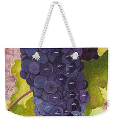 Pinot Noir Ready For Harvest Weekender Tote Bag by Mike Robles
