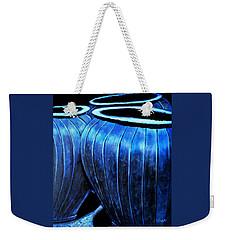 Pinstripe Pots Weekender Tote Bag