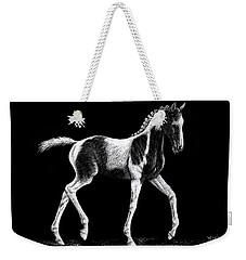 Pinto Foal Weekender Tote Bag
