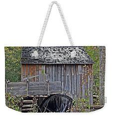 Pioneer Water Mill Weekender Tote Bag